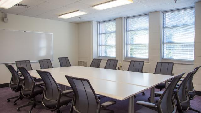 Graduate Student Conference Room