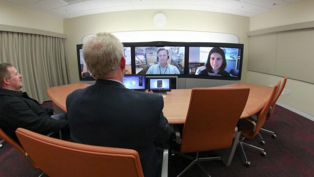 Video Seminar Room