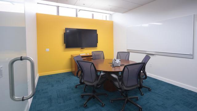 Faculty Workrooms