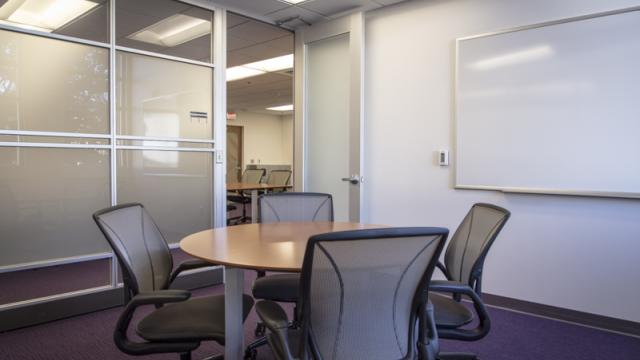 Graduate Student Group Study Rooms - Small