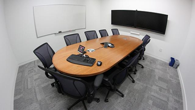 Faculty Conference Room