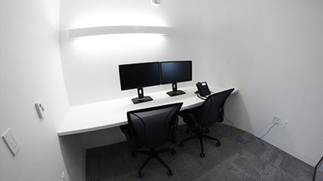 Faculty Focus Rooms