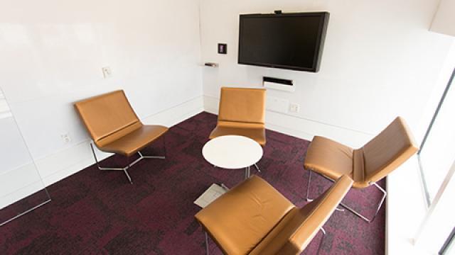 Graduate Student Study Lounge  - Small