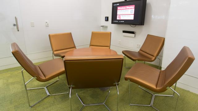 Graduate Student Study Lounge - Medium