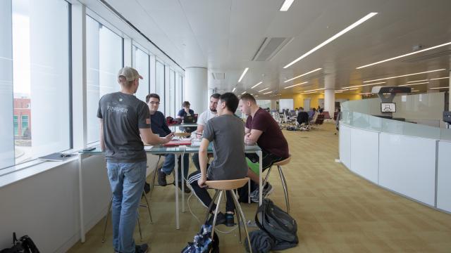 NextGen Learning Commons