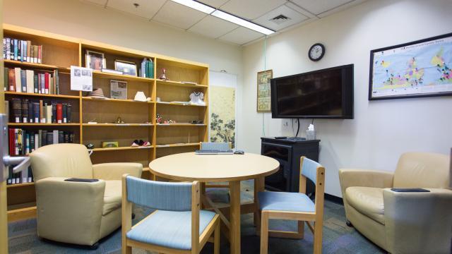 A104 Veterinary History Room