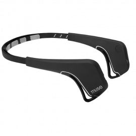 Muse Brain Sensing Halo headband.
