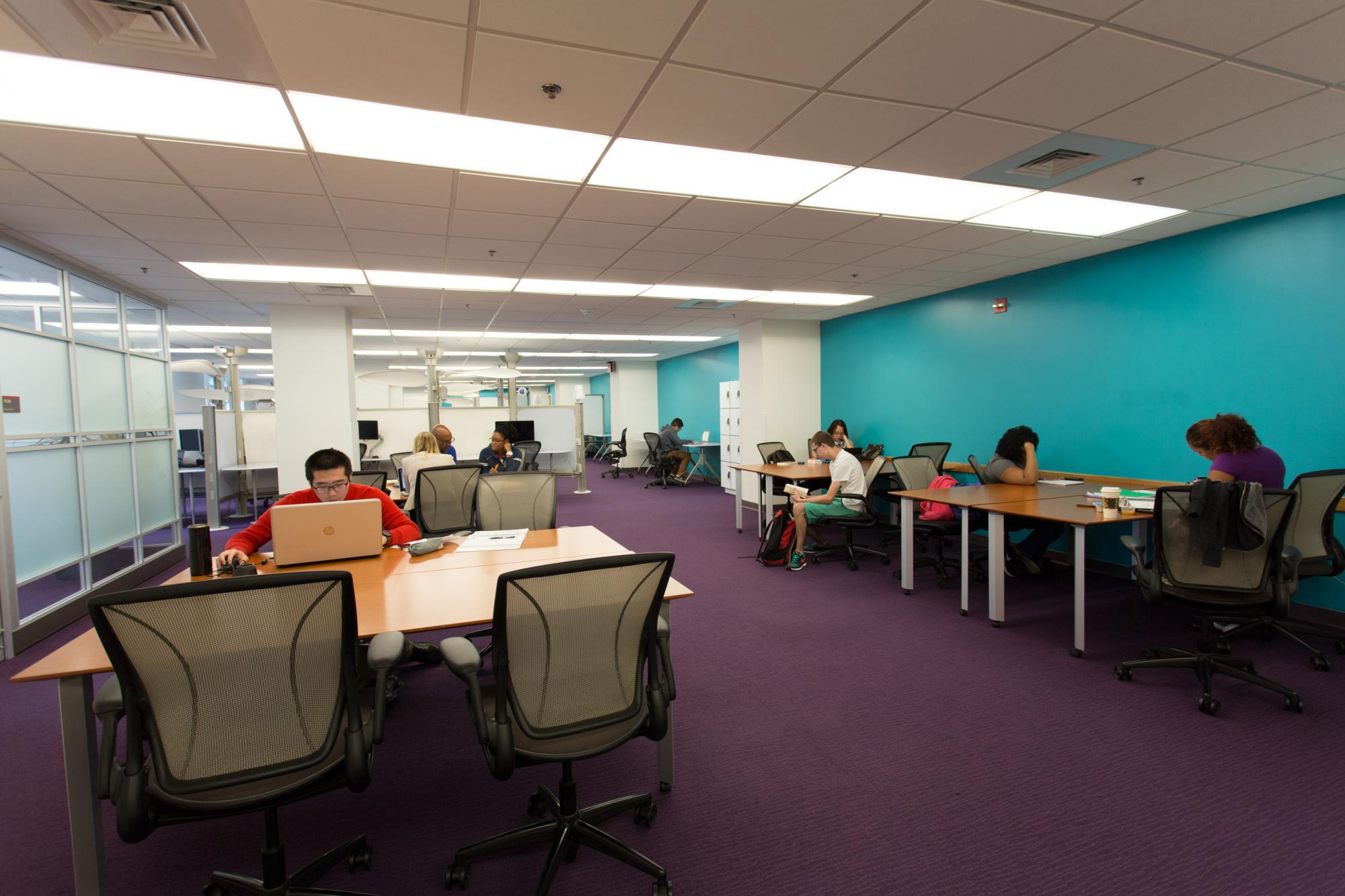 Graduate Student Commons | NCSU Libraries