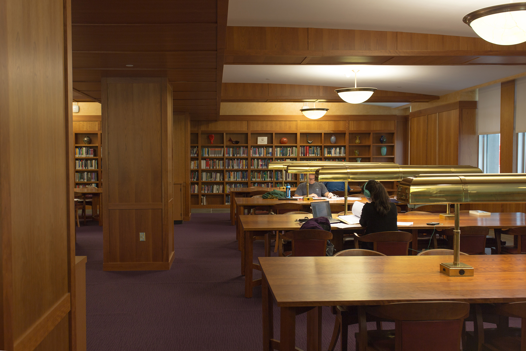 Special Collections Reading Room | NCSU Libraries