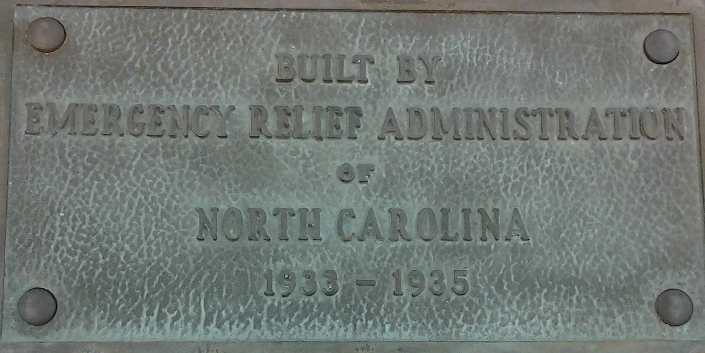 New Deal Construction on the NC State Campus | NC State