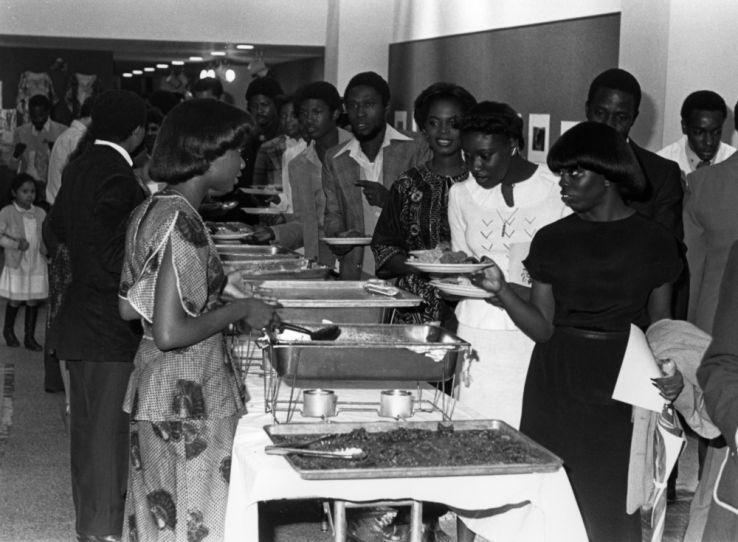 Pan-African Festival in 1981