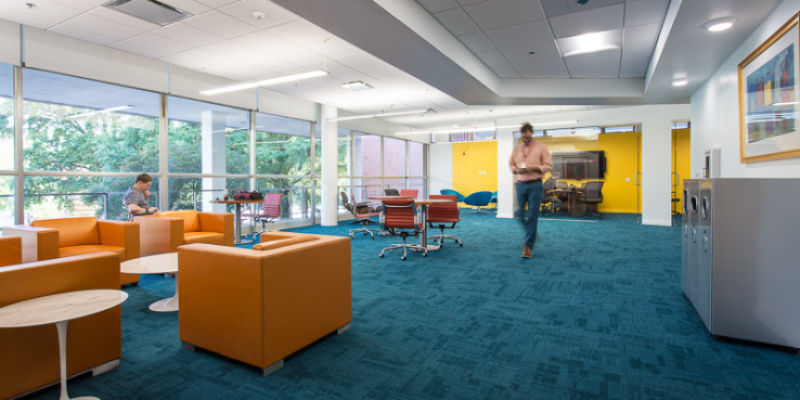 Hill Library Faculty Research Commons