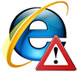 IE warning